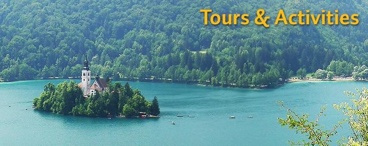 Tours and activities - Hostel Ljubljana
